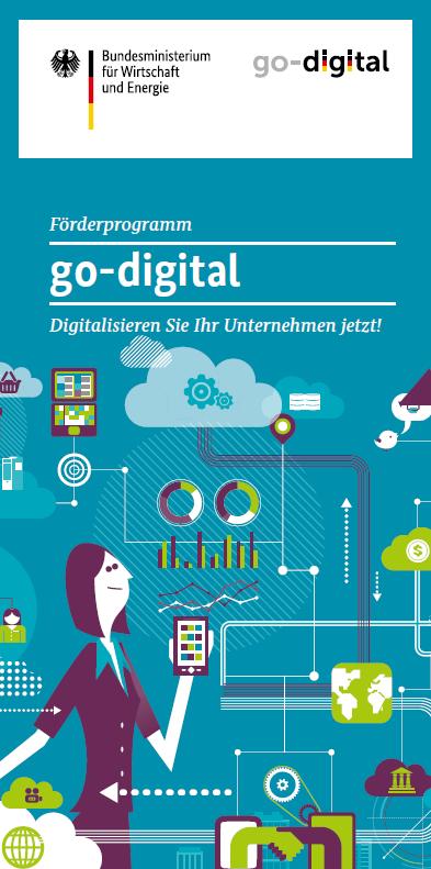 go-digital - Nutzen Sie die staatliche Förderung für Ihre digital Zukunft